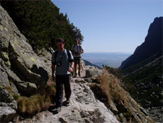 Walking / trekking / hiking / climbing in Slovakia